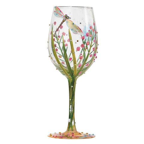 Lolita - Wine Glass - Dragonfly - Studio Thien