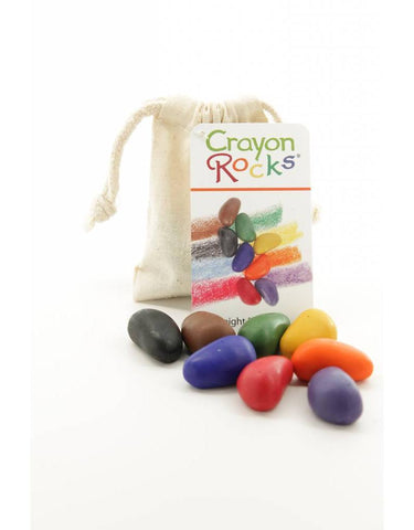 Crayon Rocks - Crayon Rocks Cotton Bag 8 Colors - Studio Thien