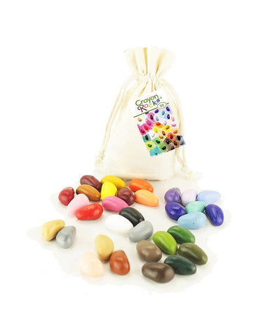 Crayon Rocks - Crayon Rocks Cotton Bag 32 Colors - Studio Thien