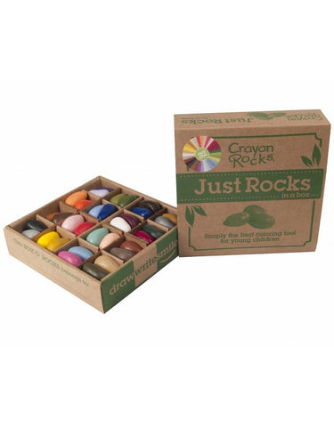 Crayon Rocks - Crayon Rocks Doos 32 Colors (64st) - Studio Thien