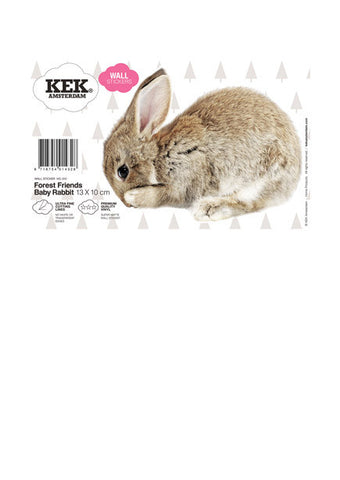 KEK Amsterdam - Forest Friends Baby Rabbit - Studio Thien