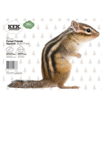 KEK Amsterdam - Forest Friends Squirrel - Studio Thien