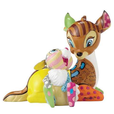 Disney by Britto - BRITTO Bambi & Thumper - Studio Thien