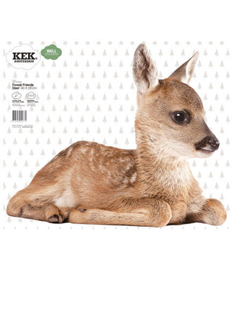 KEK Amsterdam - Forest Friends Deer - Studio Thien