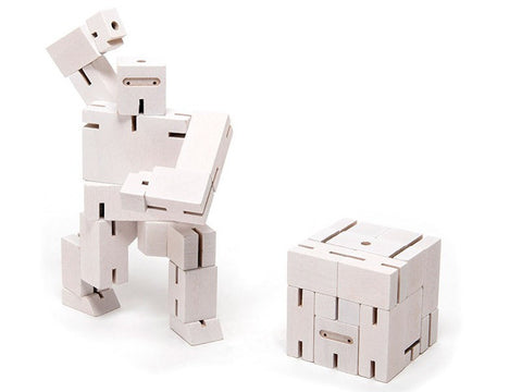 Areaware - Cubebot Ninja Small - Studio Thien