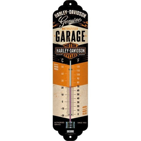 Nostalgic Art - NA Thermometer - H.D. Garage - Studio Thien