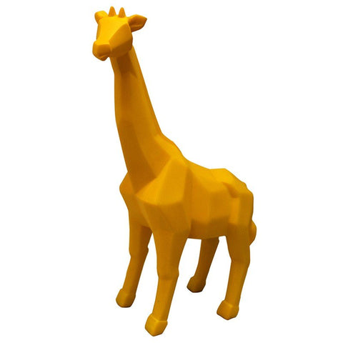 Disaster Design - Giraffe Lamp - Yellow - Studio Thien