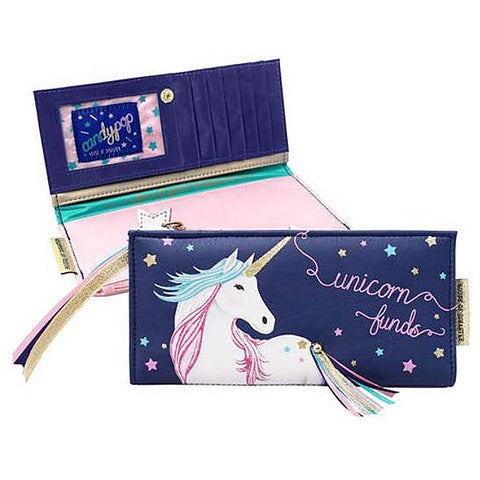 Disaster Design - Candy Pop - Unicorn Wallet - Studio Thien