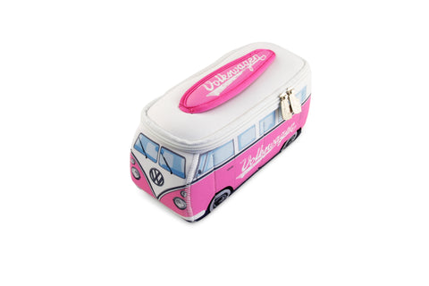 VW Bus Universal Bag Pink