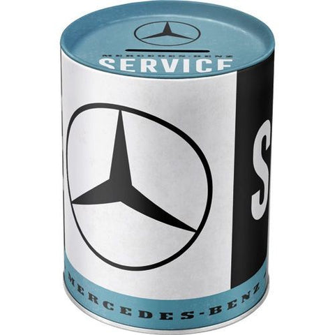 Nostalgic Art - NA Money Box - Mercedes Service - Studio Thien