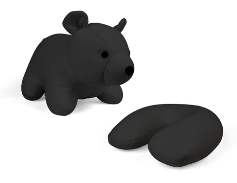 Zip & Flip - Bear Black