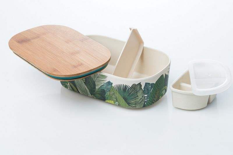 ChicMic - Lunchbox Deluxe - Exotic Leaves - Studio Thien