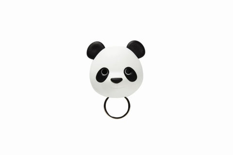Pandy Key Holder-White/Black