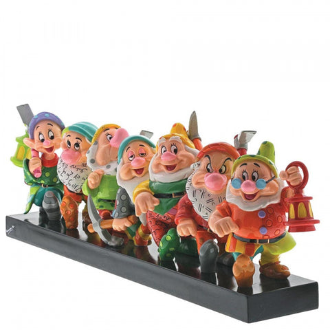 Disney by Britto - BRITTO Seven Dwarfs - Studio Thien