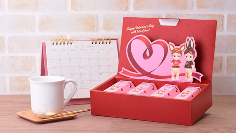 Sonny Angel Valentine's Day Gift Box