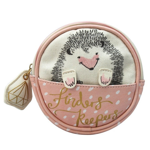 Over The Moon - Hedgehog Make-up Bag