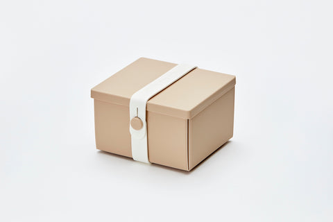 Uhmm - Uhmm box 02 - Mocca/Wit - Studio Thien