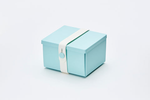 Uhmm box 02 - Mint/Wit