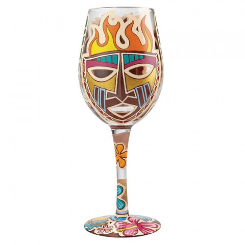 Lolita - Wine Glass - Tiki - Studio Thien