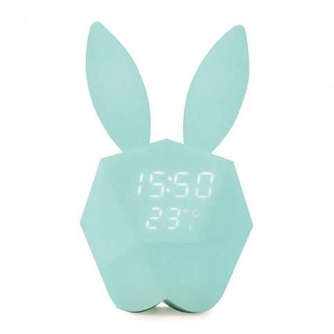 MOB - Cutty Clock - Bleu Pastel - Studio Thien