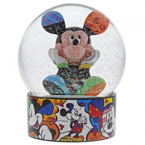 Disney by Britto - Mickey Mouse Waterball - Studio Thien