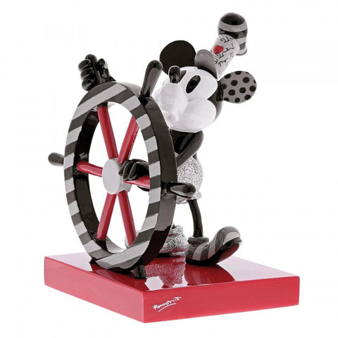 Disney by Britto - BRITTO Steamboat Willie - Studio Thien