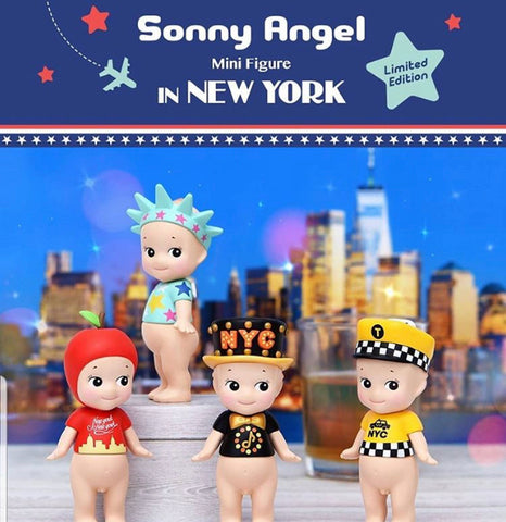 Sonny Angel - Sonny Angel New York - Studio Thien