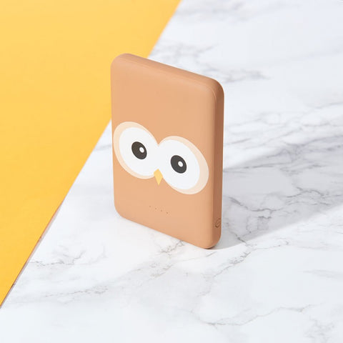 MOB - Power Animals 5000mAh - Owl - Studio Thien