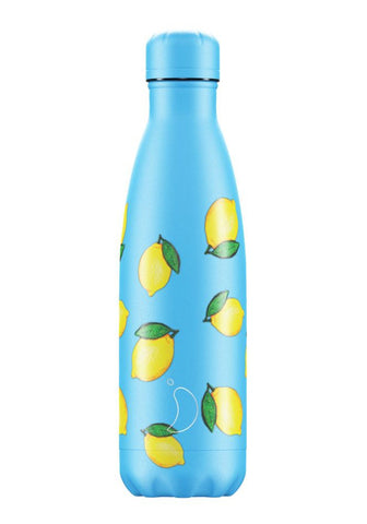 Chilly's Bottle - Chilly's Bottle 500ml - Lemon - Studio Thien