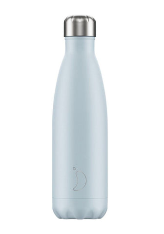 Chilly's Bottle - Chilly's Bottle 500ml - Blush Sky Blue - Studio Thien