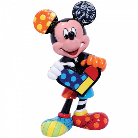 Disney by Britto - BRITTO MINI Mickey Mouse Heart - Studio Thien