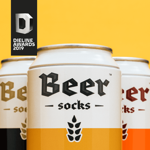 Luckies - Beer Socks ALE - Studio Thien