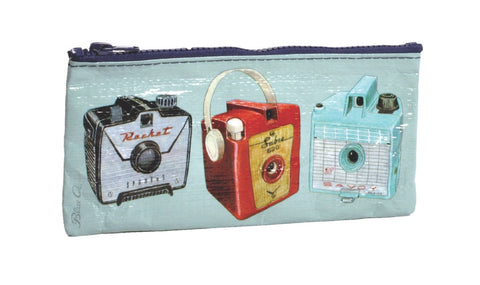 BlueQ - Pencil Case-Cameras - Studio Thien