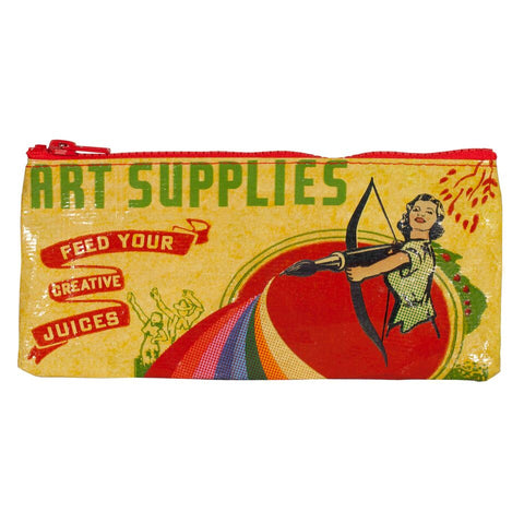 BlueQ - Pencil Case-Art Supplies - Studio Thien