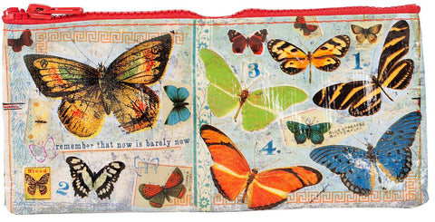 BlueQ - Pencil Case-Butterfly Society - Studio Thien