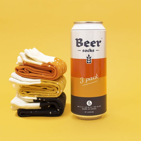 Beer Socks - MIXED PACK
