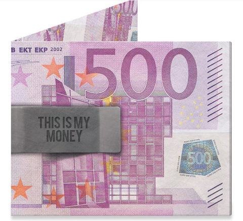 Dynomighty - Mighty Wallet 500 Euro - Studio Thien