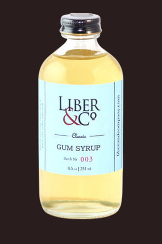 Liber & Co. Gum Syrup