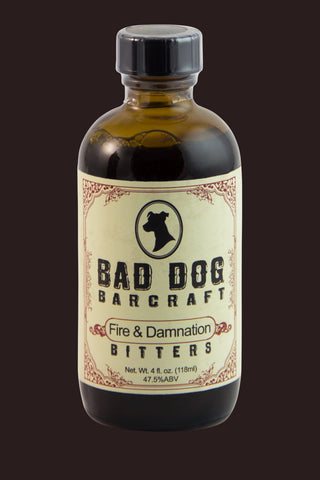 Bad Dog Fire & Damnation