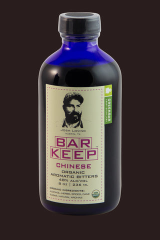 Bar Keep Chinese Bitters