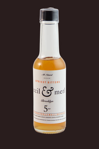 Cecil & Merl Apricot Bitters