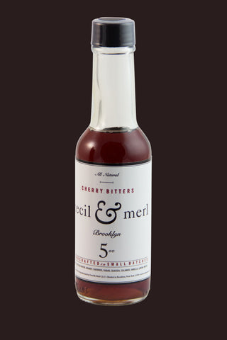 Cecil & Merl Cherry Bitters