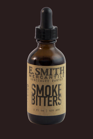 E. Smith Mercantile Smoke Bitters