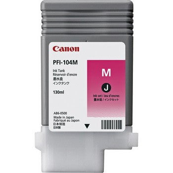Canon PFI-104M Magenta Ink Cartridge