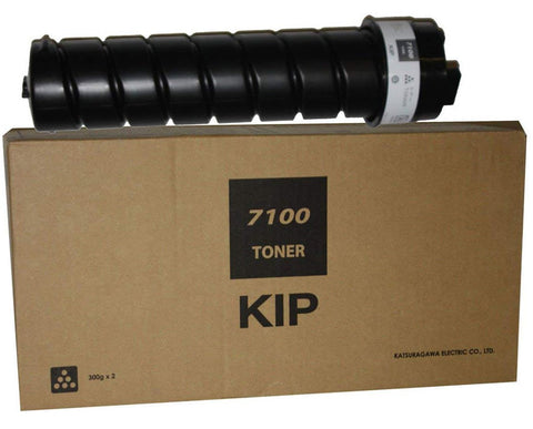 KIP 7100 Toner - Box of 2