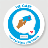 We Care - Contact-Less Purchases