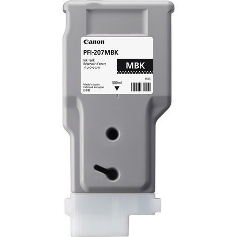 Canon PFI-207MBK Matte Black Ink Cartridge