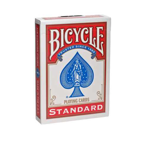 Bicycle Rider Back Hand-Crafted Stripper Deck