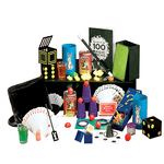 Spectacular 100 Trick Magic Suitcase (0C4769) by Ideal - Got Magic?