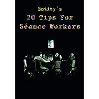 20 Tips for Seance Workers by Thomas Baxter - Book - Got Magic?